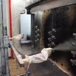 Våtlackeringsanläggningar, ATEX-fläktar, förstudier