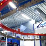 conveyorsystem, conveyoranläggning
